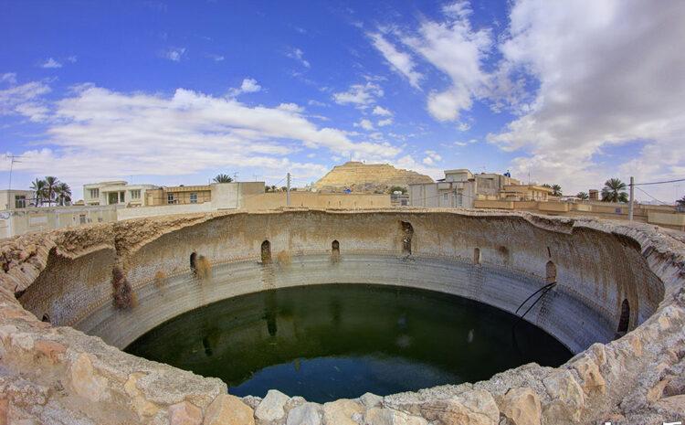 محیط زیست و آب انبارهای ایران و استرالیا