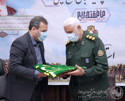 شهردار اهواز: کلانشهر اهواز نیاز به یک هویت تازه دفاع مقدسی دارد